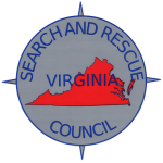 Logo of the Virginia Search and Rescue Council