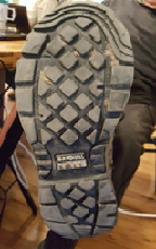 Gary Goodson's Outsole