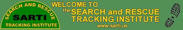 Welcome to the Search and Rescue Tracking Institute (SARTI) Website!